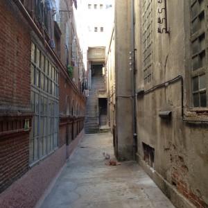 Pequeño alley